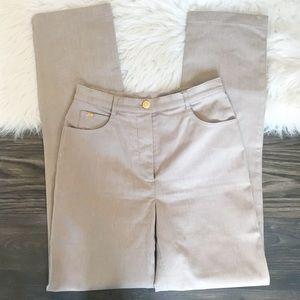 "St. John Sport 11"" High Rise Pocket Trouser Pant"